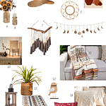 The Best Boho Home Decor Finds On Amazon