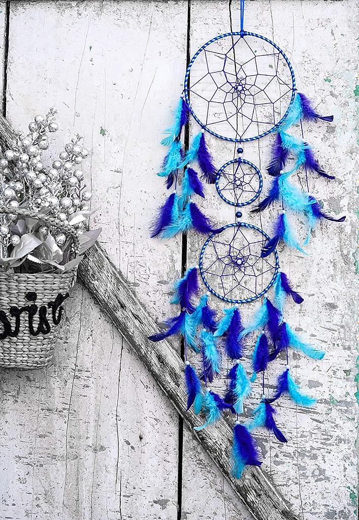 dream catcher wall hanging
